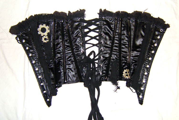 gears corset