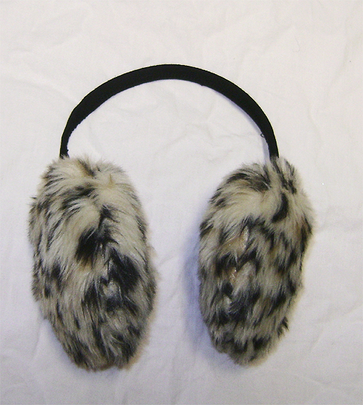 leo furry earwarmers