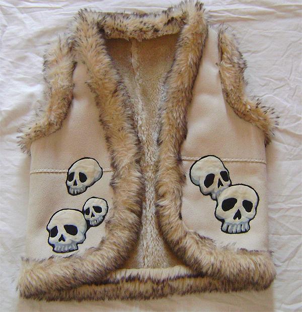 voodoo skull bolero 2