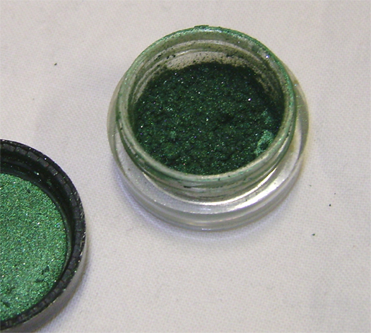 mac emerald green