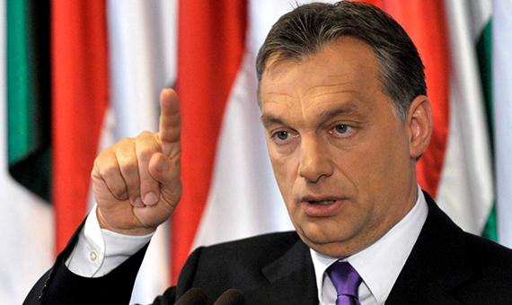премьер-министр-Венгрии-Виктор-Орбан