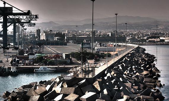 Limassol Port Cyprus May 2006 (11)