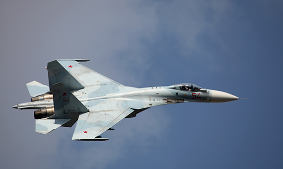 Su-27SM3_in_flight,_Celebration_of_the_100th_anniversary_of_Russian_Air_Force
