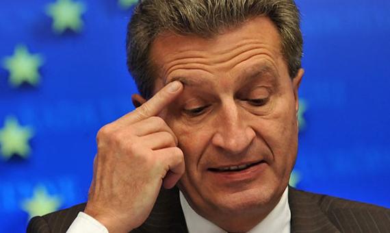 Гюнтер-Эттингер-комиссар-ЕС-по-энергетике-Фото-Reuters