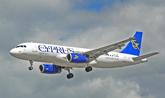Airbus_A320-232_-_Cyprus_Airways_(5B-DCM)