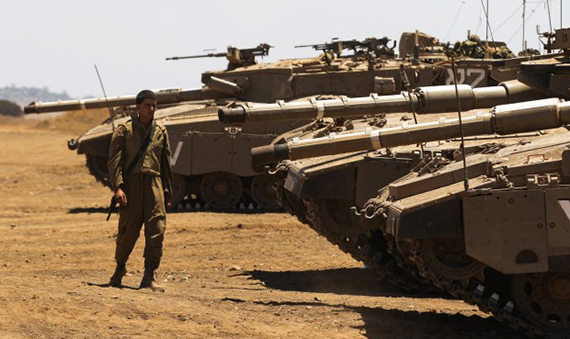 15-year-old-killed-in-blast-along-Israel-controlled-border-with-S