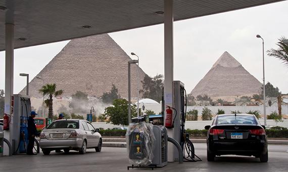 Egypt-gas