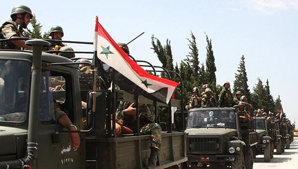siriyskaya-armiya-vzyala-pod-kontrol-neftyanye-vyshki-v-palmire