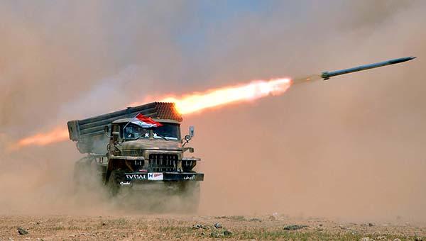 siriyskie-voyska-otrazili-napadenie-boevikov-dzhebhat-an-nusry-na-gorod-idlib