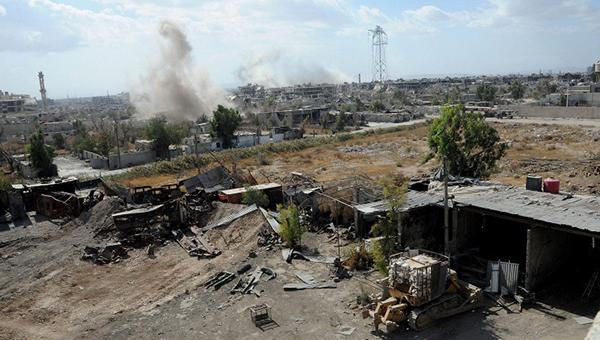siriyskie-voyska-unichtozhili-90-terroristov-pod-damaskom