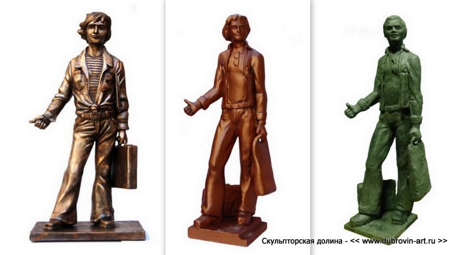 Модели скульптуры Воспоминание о моряке загранаплавания.