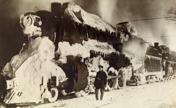1918 Морозная Канада,