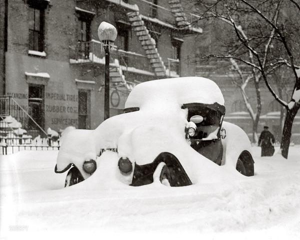 1922 Washington, D.C. Blizzard,