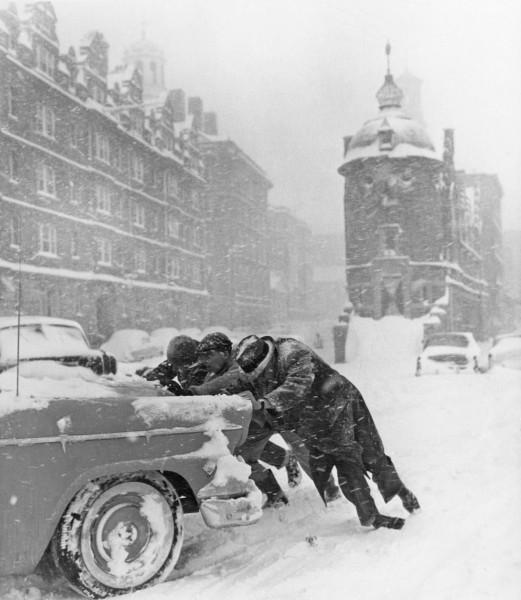 Гарвард 1958