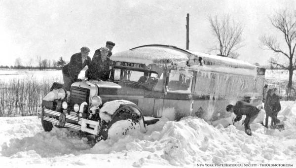 Монреаль, Канада 1930