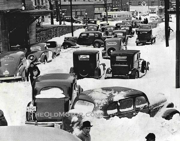 Потакет, штат Род-Айленд, США 1940