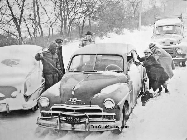 Чикаго 1950