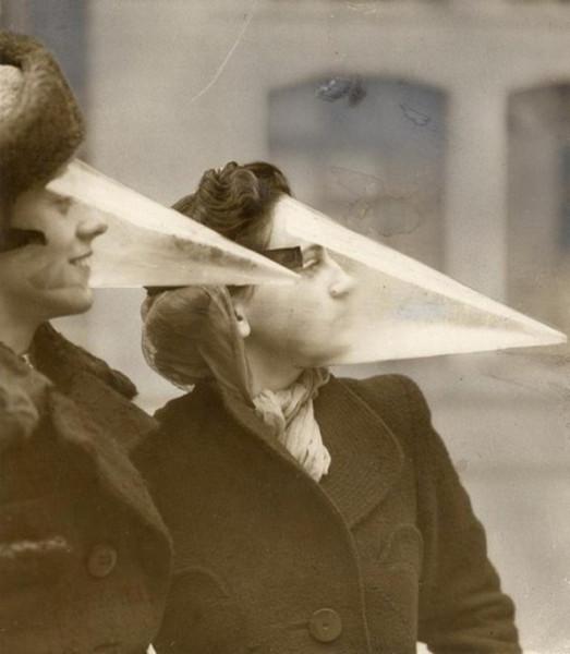 Защита макияжа в метель, 1939