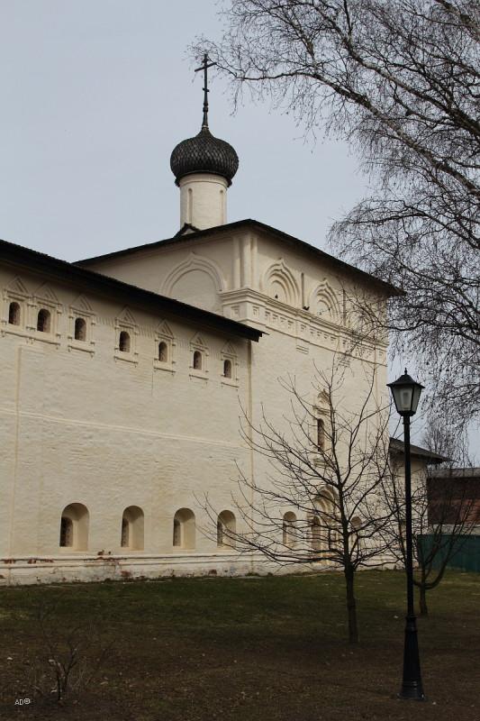 Золотое кольцо - Суздаль - Спасо-Евфимиев монастырь