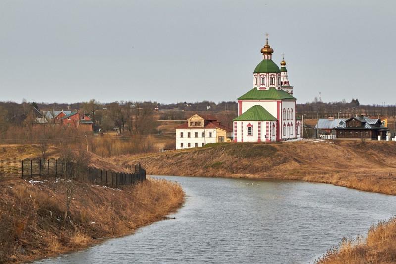 Золотое кольцо - Суздаль - Покровский монастырь