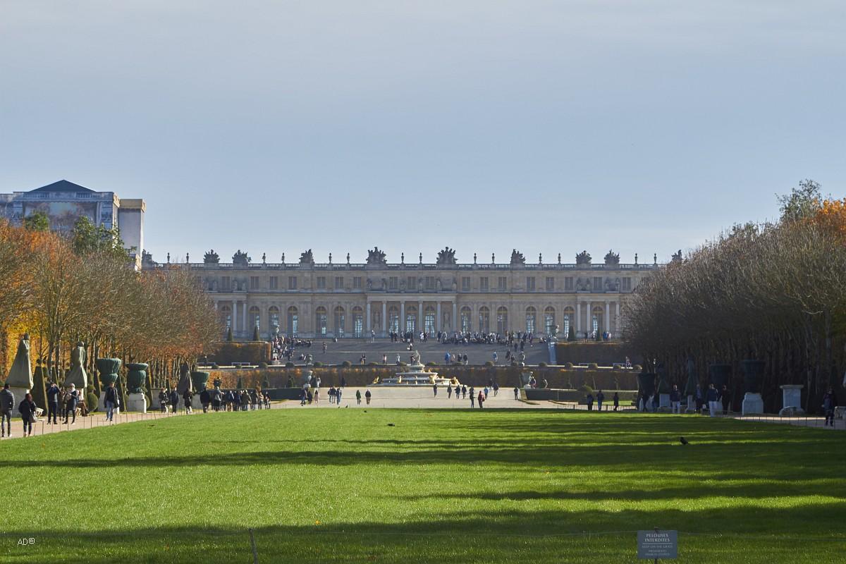 Париж 2018 - Версаль