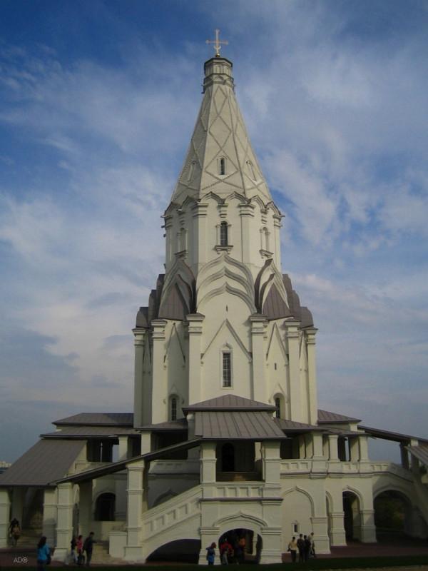 Храм Вознесения Господня в Коломенском, 1532 г.