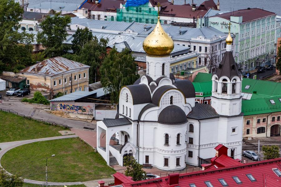 Храм Казанской иконы Божией Матери г. Нижний Новгород