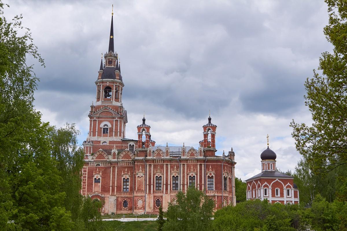 Можайский кремль