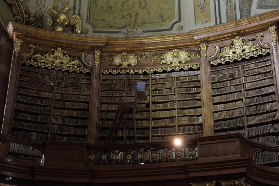 Вена 2019 - Австрийская национальная библиотека