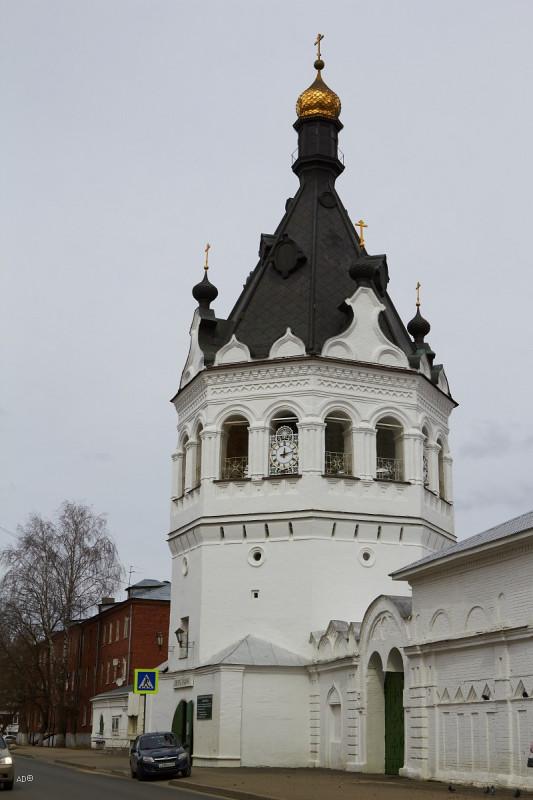 Колокольня Богоявленского-Анастасиина монастыря
