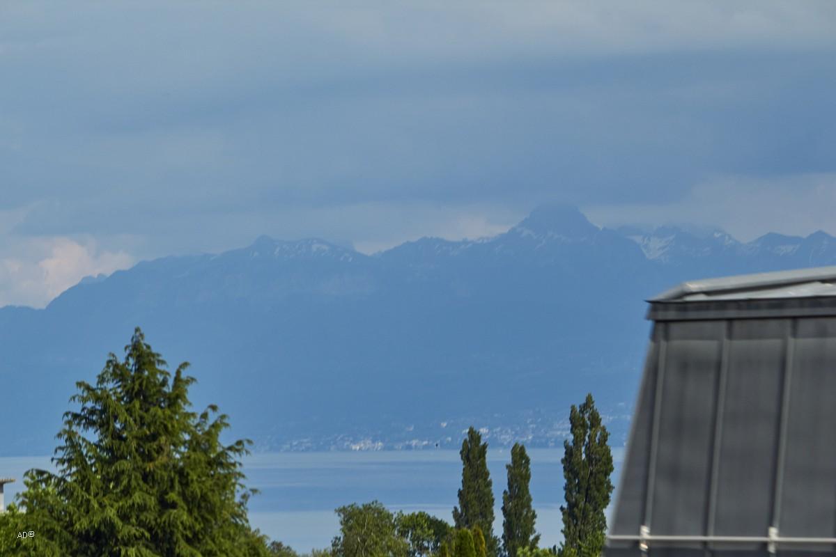 Женева - Женева-Лозанна-Женева