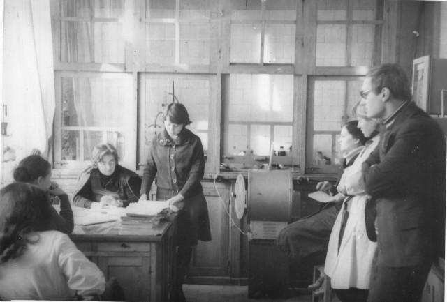 Ленинский зачет в лаборатории коррозии