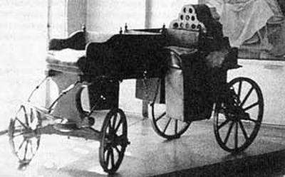 5б.Самобеглая коляска Шамшуренкова