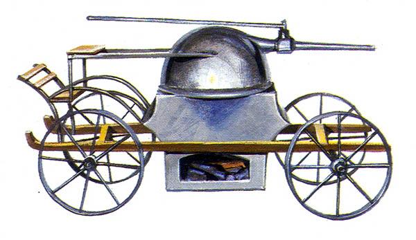 4б.Паровая машина Ньютона