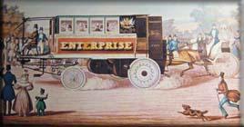 7в.Паровая карета Хэнкока (1830 год) - 1