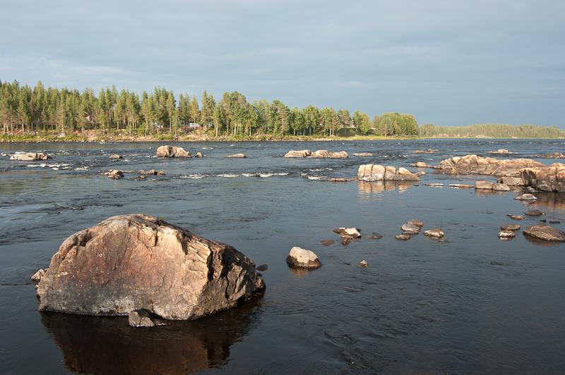 Одиночный велопоход по Финляндии, Швеции и Норвегии под назв...