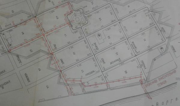 Сказ про то, как в Самаре канализацию строили, строили и... .