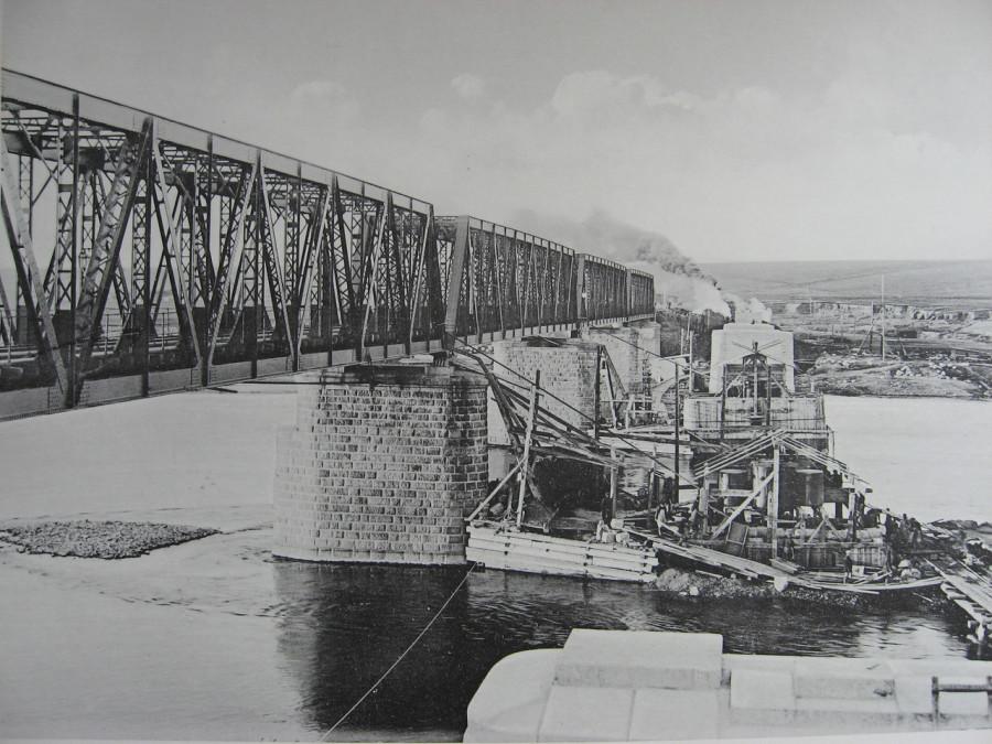Оборона Дурацкого брода и Гадюкинского моста в июне 1918 года.