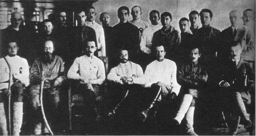 Венгерский спецназ товарища Фрунзе.