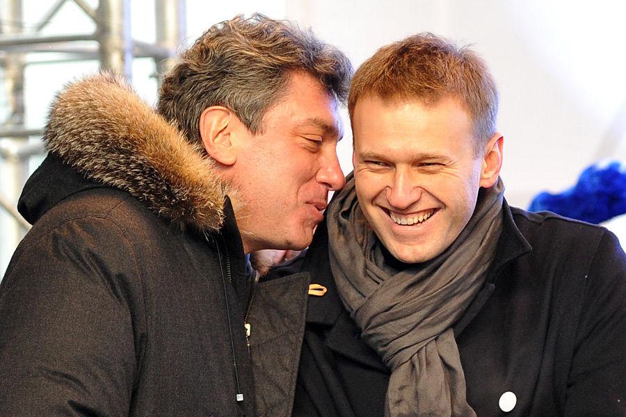 Немцов_Навальный