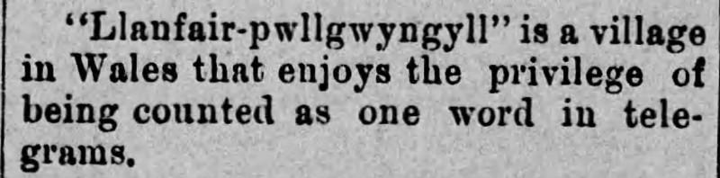 The Daily Republican. 1898. 15 July. (Пенсильвания).