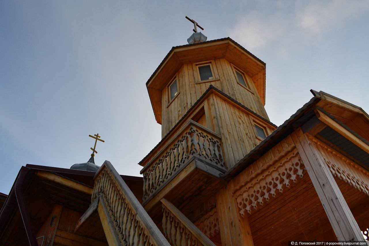 Церковь во имя Святителя и Чудотворца Николы. Колокольня