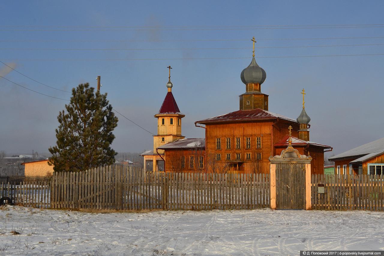 Церковь во имя Святителя и Чудотворца Николы. Общий вид