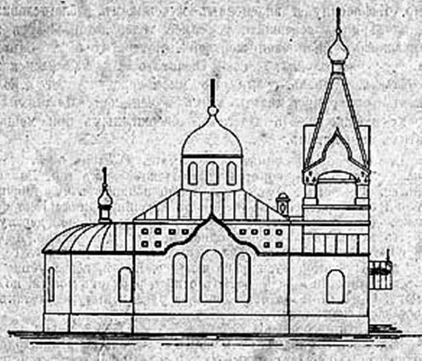 Церковь. М., N42, 16 октября 1911 г., с. 1006. Источник: http://sobory.ru/photo/221221