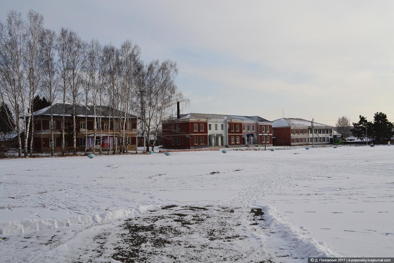 Общий вид площади Ленина
