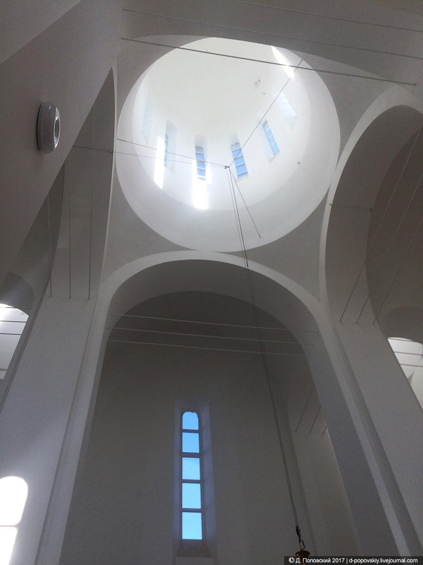 Свод главного купола