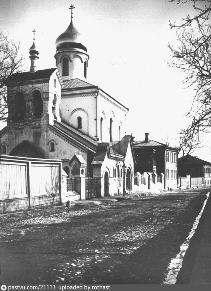 1913-1914 гг. Фото Э. В. Готье-Дюфайе. Источник: https://pastvu.com/p/21113
