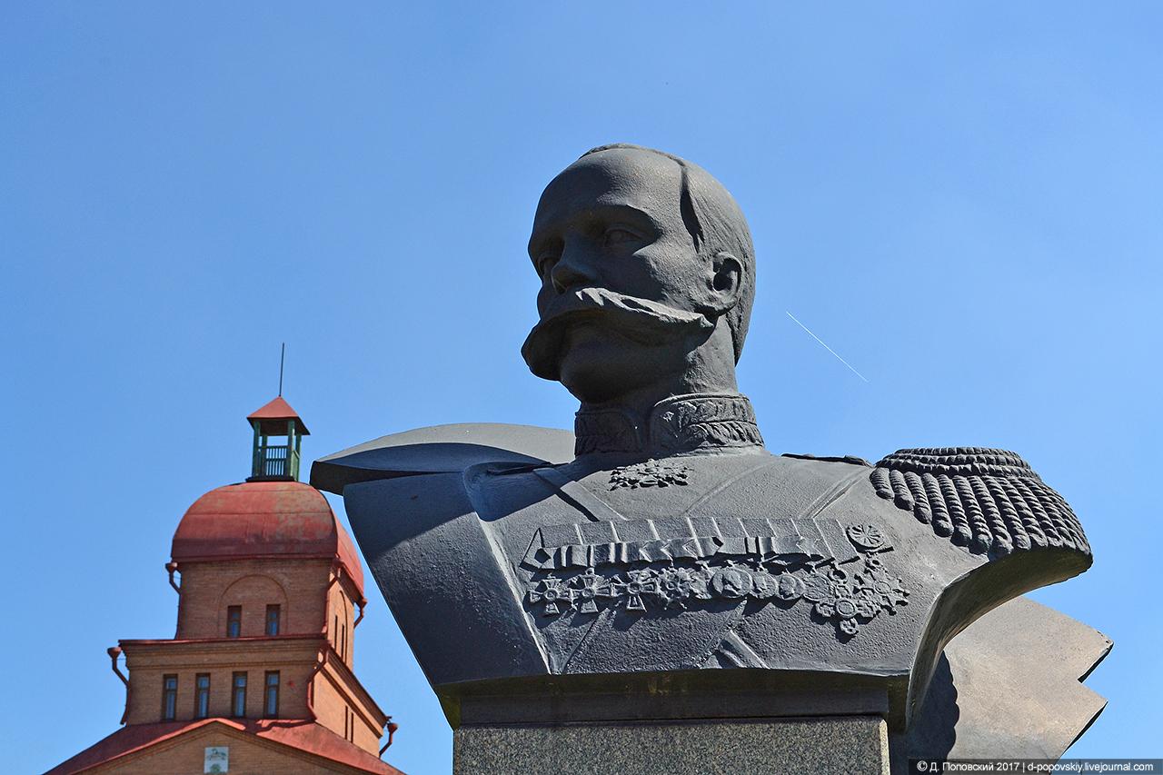 Памятник П. Н. Путилову