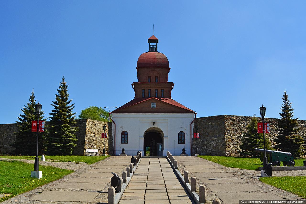 Барнаульские ворота