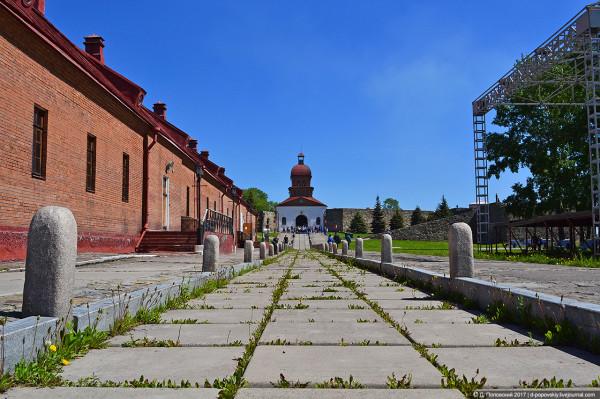 Новокузнецк. Кузнецкая крепость